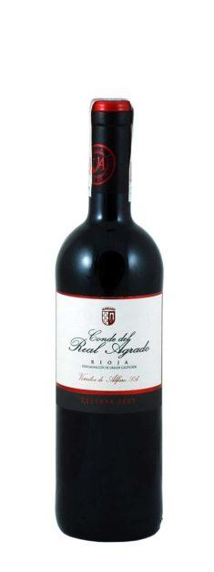 Conde del Real Agrado Reserva 2007 D.O.C Rioja