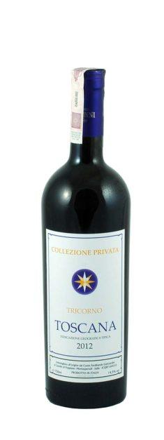 Tricorno Toscana 2012 Collezione Privata