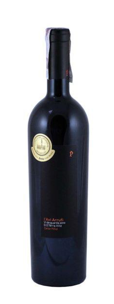 L'Avi Arrufi Red 2015 Celler Pinol Estate Wine