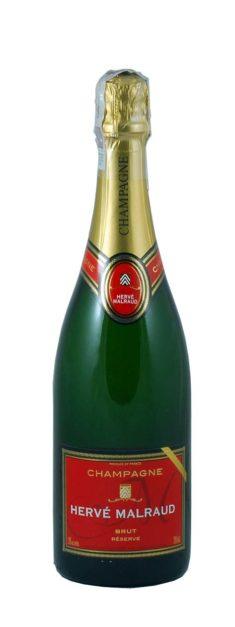 Champagne Hervé  Malraud Brut Réserve