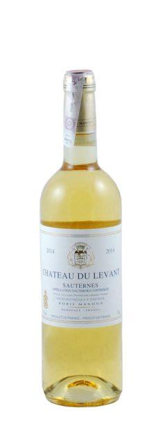 Chateau du Levant 2015 AOC Sauternes