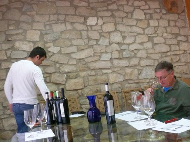 Dekantowanie wina