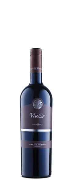 Primitivo Visellio IGT Salento 2016 Tenute Rubino