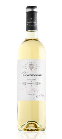 Beramendi Chardonnay Blanco D. O. Navarra  2019
