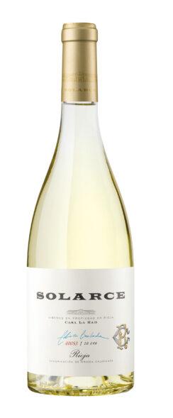 Rioja Solarce 2017 Blanco Casa La Rad