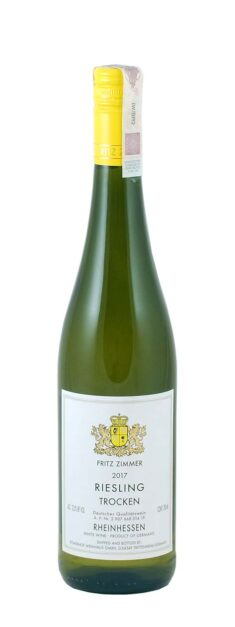 Fritz Zimmer Riesling 2017