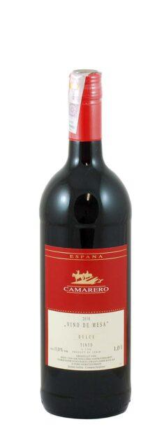 Garnacha Cariniena 2019 Camarero Vino de Mesa