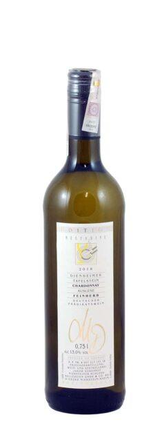 Chardonnay 2018 Auslese feinherb Dienheimer Tafelstein Białe Półwytrawne