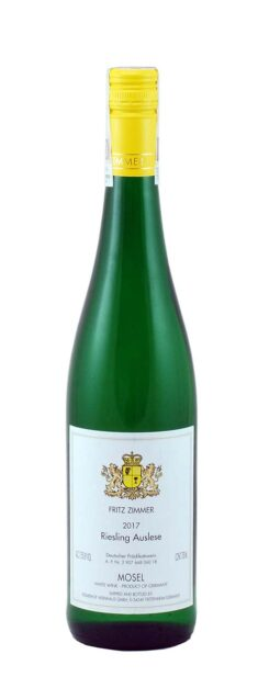 Riesling Auslese 2017 Mosel Fritz Zimmer