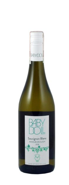 Savignon Blanc 2020 Baby Doll Marlborough New Zealand