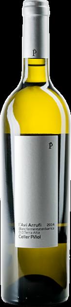 L'Avi Arrufi Blanc 2018 Celler Piñol Estate Wine