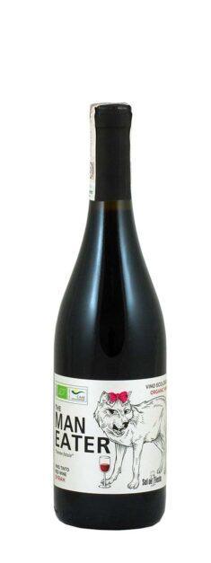 "Vino Ecologico Tinto Syrah ""The Man Eater"""